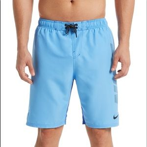 "Nike 9"" Swim Trunks"